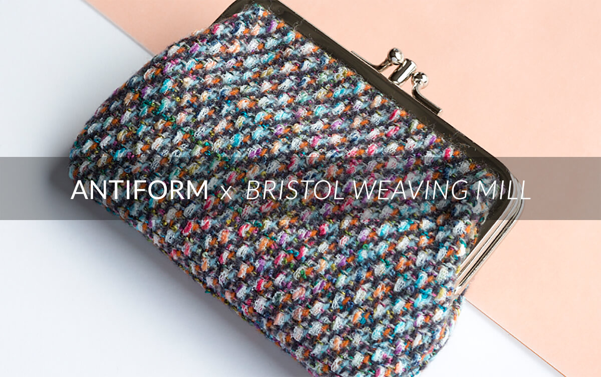 Antiform x Bristol Weaving Mill