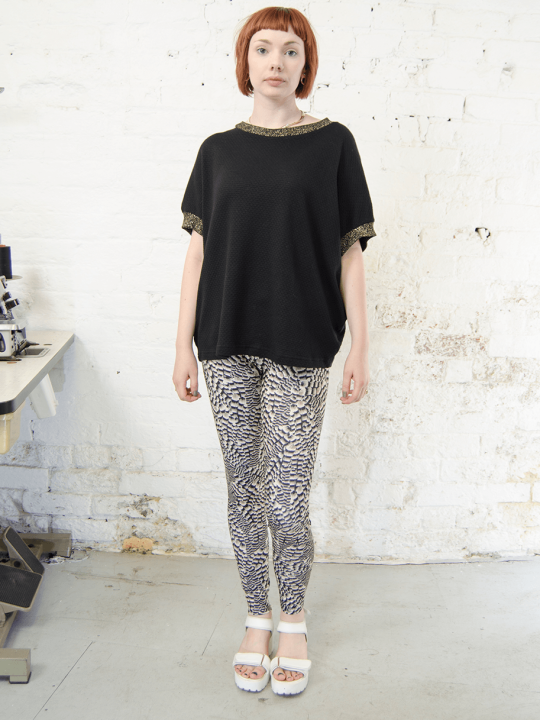 Antiform Leggings Feather Mono