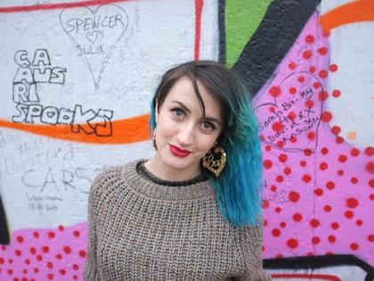 Antiform Street Style in Berlin