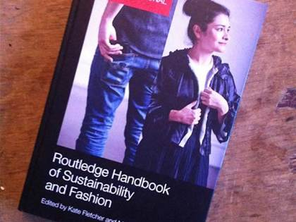 Routledge Handbook on Sustainability and Fashion