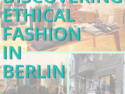 Berlin Fashion Week Faves