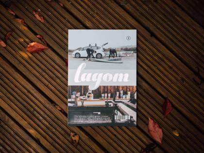Antiform Feature : Lagom Magazine