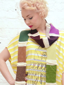 Antiform Colourblock Scarf