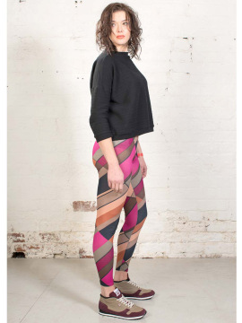 Antiform Leggings in Wallpaper