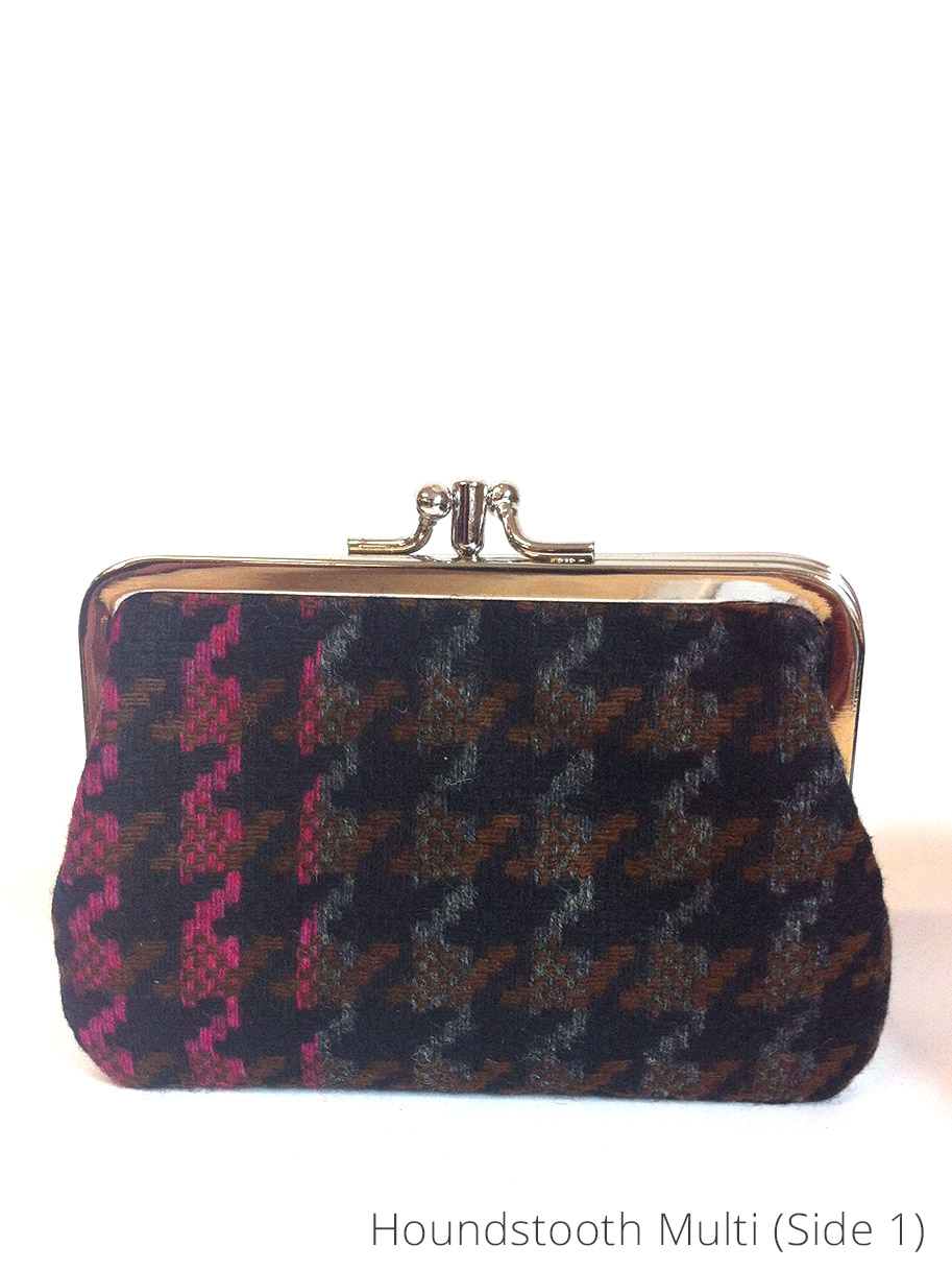 Antiform Tweed Purse