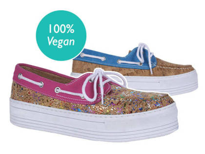 SUSTAINABLE STYLE: Yawstore's Vegan Flatforms – To Die For Without Killing For!