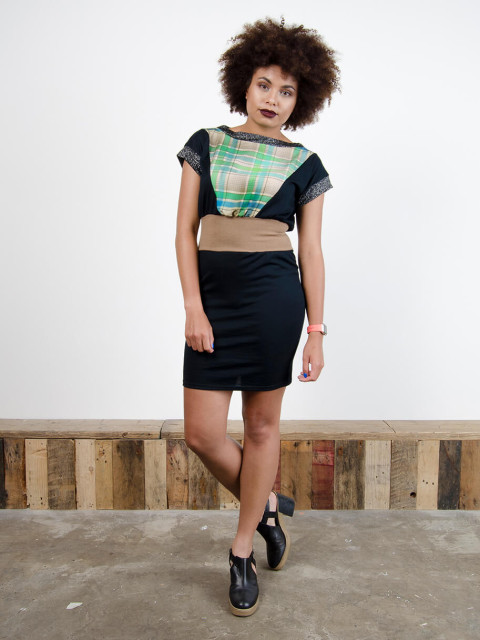 Antiform-Folk-Dress-Aqua-Check (2)