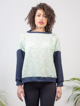 Antiform-Box-Jumper-Mint-Fleck (2)