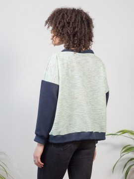 Antiform-Box-Jumper-Mint-Fleck (4)