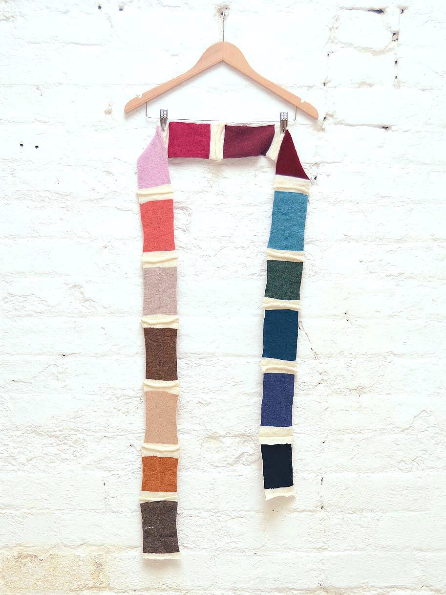 Antiform Colourblock Scarf