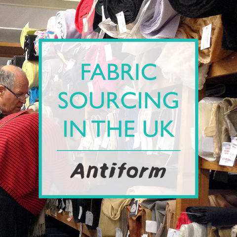 Antiform Fabric Sourcing in the UK