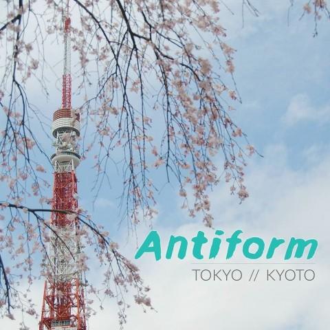 Antiform In Japan